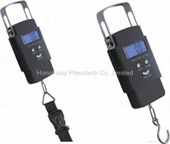 Electric digital luggage scales