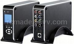 HDM3510B-S 3.5inch HDD Divx Player