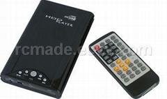 HDM2501 2.5inch HDD Divx Player