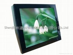 "46"" inch Outdoor TFT LCD Advertising Display Machine MOQ 1set"