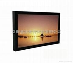 "26"" inch Outdoor TFT LCD Advertising Display Machine MOQ 1set"