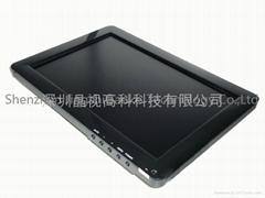 "High Quality 12.1"" inch LCD CCTV Monitor"