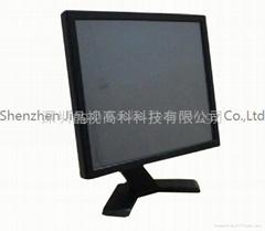 "High Quality 15"" inch LCD CCTV Monitor"