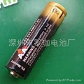 ROHS compliant No. 7 AAA (LR03) alkaline batteries
