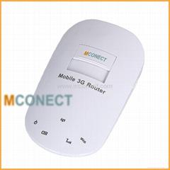 Portable 3G Router