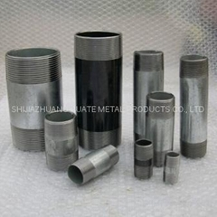 High quality steel pipe nipples (Hot Product - 1*)