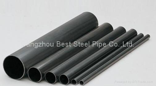 ST37/ST44 Precision Seamless Steel Pipe 3