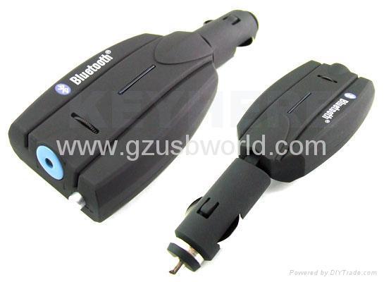 Bluetooth Cellphone handsfree Speaker Car Kit