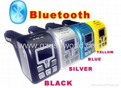 Bluetooth Car kit MP3 FM Transmitter Handsfree