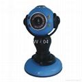 USB PC Camera/ Digital PC Camera/web cam/webcam/ 4LEDS PC Camera Driverless