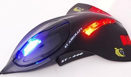 USB光電飛機鼠標