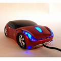 Colorful USB car