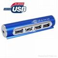 4 port high speed 2.0 USB hub/4 port usb hub
