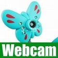 No-driver USB2.0 PC Camera web cam webcam with microphone