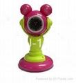 USB 2.0 pc webcam & web camera & webcam & computer camera(driver free)
