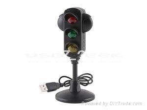 traffic light usb hub,4 port hub,4 port usb hub,computer hub,4-port usb hub