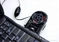 mini laptop cooler cooling pad