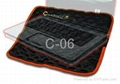 """FanLess 12""""~17"""" laptop notebook PC Chill Cooler cooling Mat pad"""