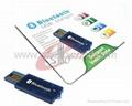 Ultra slim  USB bluetooth dongle adapter 100m driver free