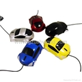 USB 3D optical car mouse mice