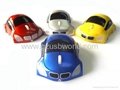 Car USB 3D wireless optical mouse