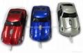 3D car mouse