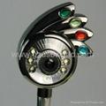beauty 6 LED webcam web cameras pc camera no-driver
