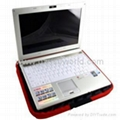2 in 1 ,Special chemical laptop notebook cooling pad laptop bag