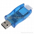 Sim card reader/writer/copy/cloner/backup GSM/CDMA