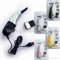 USB mini cleaner/usb cleaner/usb vacuum Keyboard cleaner