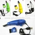 USB mini cleaner/usb cleaner/usb vacuum Keyboard cleaner