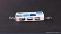 化妆盒USB HUB