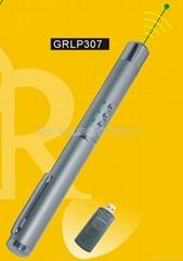 遥控绿光笔/绿光翻页笔/翻页遥控笔GRLP307/绿光笔