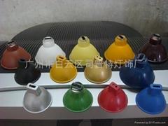 噴塗燈杯烤漆燈杯噴油燈杯