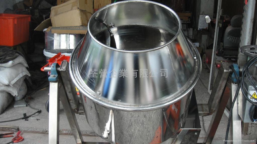 电动白铁食品搅拌机 1