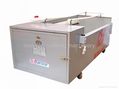Cassava peeling and washing machine