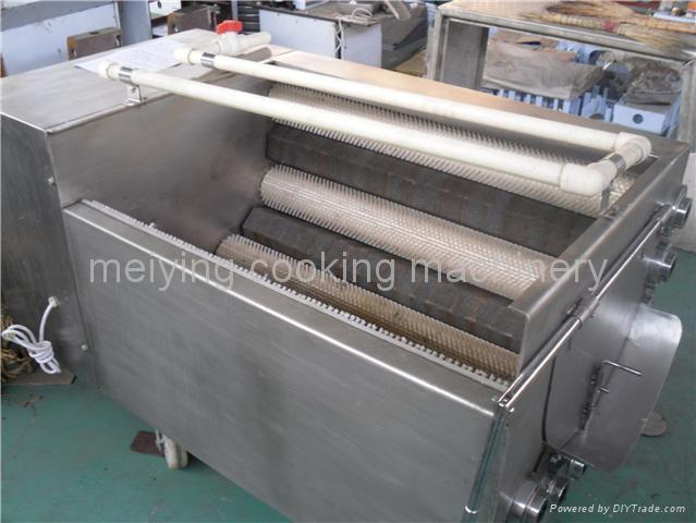 Cassava peeling and washing machine 2