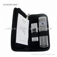 KNORVAY 诺为 V9  模拟鼠标左右键 黑屏激光U盘笔