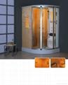 sauna house sauna room