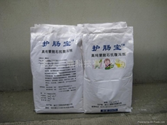 Montmorillonite feed additive