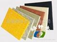 深圳环保防火聚酯纤维装饰吸音板