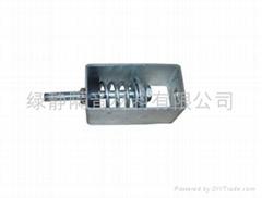隔音吊頂音響隔音減震用彈簧減震吊鉤