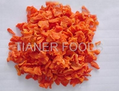 Dehydrated carrot