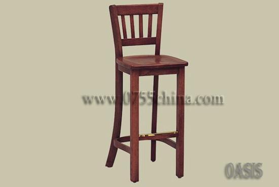 澳格实木商城吧椅01 1