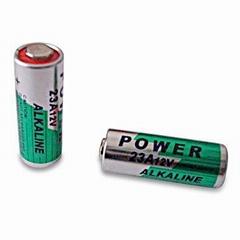 LR23 23A 12V lithium battery alarm, door bell, keyfob, remote control battery