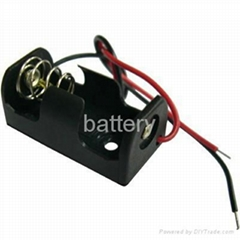 1/2AA battery holder pin type and wire type