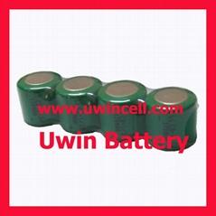 CR1/3N battery 3.0V 160mah lithium battery