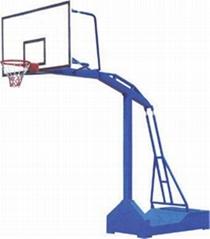 移動式戶外籃球架子