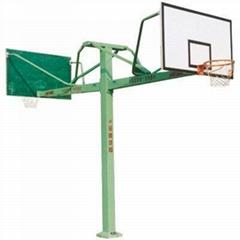 固定式篮球架
