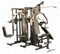 健身房综合器材